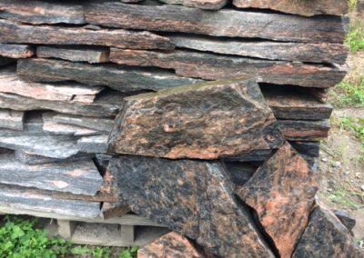 Red Granite Flag Stone
